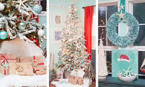 Best Way To Decorate A Christmas Tree The Best Way To Decorate For A Beach Christmas Overstock Com