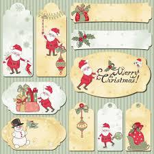 cute cartoon christmas ornaments vector graphics 03 vector