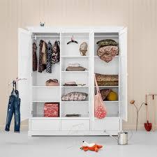 classic wardrobe childrens luxury 3 door wardrobe in white desks drawers u0026 wardrobes