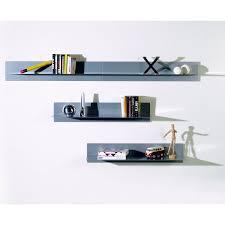 mensola acciaio mensole a muro in acciaio sequence arredaclick
