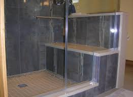 shower wonderful luxury walk in shower agreeable basement