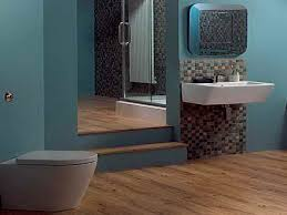 brown and blue bathroom decor u2013 creation home