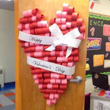 Valentines Day Decor On Pinterest by Valentine U0027s Day Door Classroom Decoration Ideas Pinterest