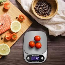 amazon com digital kitchen scale ucio multifunction high