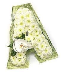 loose letters nikkis fleurs