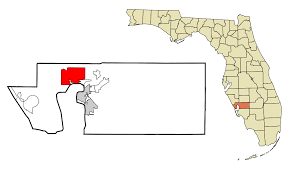 Time Zone Map Florida by Port Charlotte Florida Wikipedia