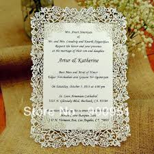 Muslim Marriage Invitation Card Matter In English High Quality Wholesale Rose Invitations From China Rose