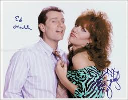Married With Children Cast Married With Children Tv Cast Photograph Signed With Cosigners