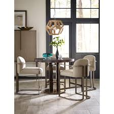 American Drew Dining Room Gates Counter Stool With Upholstered Seat By American Drew Wolf