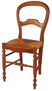 chaises louis philippe chaise louis philippe en hêtre la chaiserie