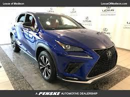 2018 new lexus nx nx 300 f sport awd at lexus of madison serving