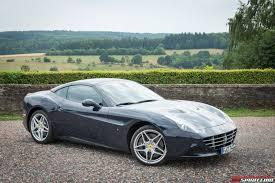 Ferrari California Coupe - 2016 ferrari california t review gtspirit
