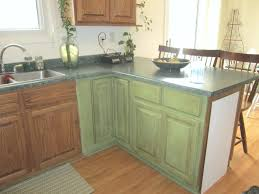 green kitchen cabinet ideas kitchen invigorating ways to decorate with green kitchen