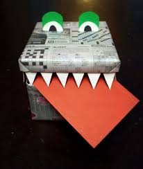 Monster Valentine Box Decorating Ideas by 91 Best Farrell U0027s Monster Boxes Images On Pinterest Valentine