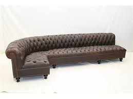 Old Hickory Tannery Chaise Decor Mackenzie Chaise By Old Hickory Tannery With Leopard