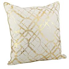 Gold Home Decor Accessories Decor Lustrous Metallic Gold Throw Pillows For Home Accessories Idesa