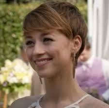 margo revenge hairstyles 26 best karine vanasse images on pinterest short hairstyle
