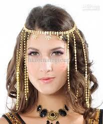 chain headband 2017 fashion jewelry chain headband gold jewelry raqs sharqi