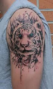 mer enn 25 bra ideer om tiger tattoo meaning på pinterest