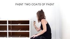 Upcycle Laminate Furniture - how to paint laminate furniture youtube