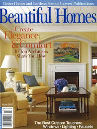 Beautiful Homes Magazine Press Archive Before 2007 U2014 Berghoff Design Group