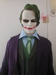 classic joker costume picture more detailed picture about