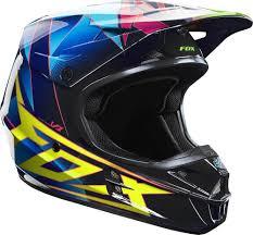 2014 fox motocross gear fox racing limited edition v1 radeon helmet