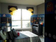 Video Game Themed Bedroom | kids video game themed rooms design dazzle