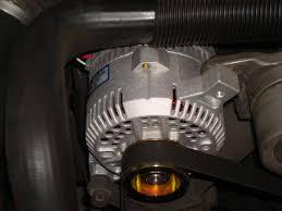 pa performance mustang alternator 95 amp 1614 87 93 5 0l