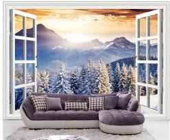 popular 3d snow wallpaper buy cheap 3d snow wallpaper lots from