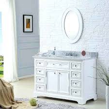 white 48 bathroom vanity 48 inch double sink bathroom vanity top