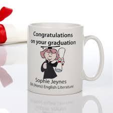 graduation mugs personalised graduation mug the gift experience