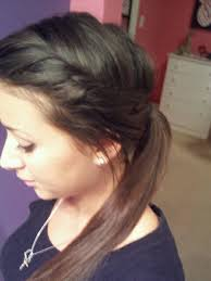Cute Sporty Hairstyles 87 Best Ponies And Braids Images On Pinterest Hairstyles Braids