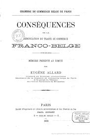chambre de commerce franco belge chambre de commerce belge de conséquences de la