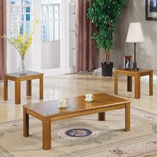 coaster fine furniture 516 three piece coffee table set lowe u0027s