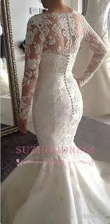 sle wedding dresses new customer made trumpet mermaid wedding dresses buy unique