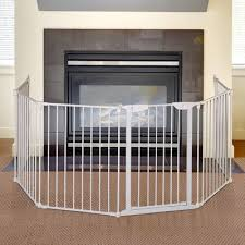 Baby Gate For Banister And Wall Baby Gates U0026 Safety Gates You U0027ll Love Wayfair Ca