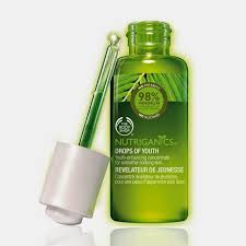 Serum Wajah Shop review paket nutriganics by the shop care for is one