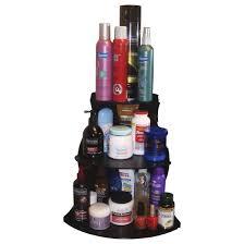 amazon com corner shelf cosmetic organizer 16