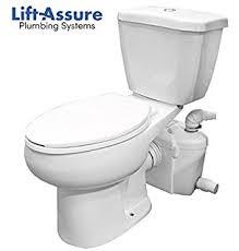 18 best upflush macerating toilets saniflo saniplus macerating upflush toilet kit with elongated