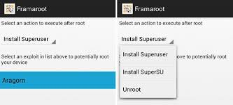 one click root apk one click root method for almost all android devices framaroot