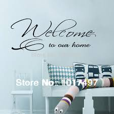 Welcome Home Decor Compare Prices On Welcome Home Quotes Online Shopping Buy Low