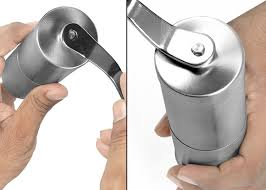 amazon com orvite ceramic burr manual coffee grinder portable