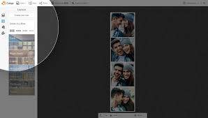 How To Insert A Photo In Resume Online Photo Booth Get The Photo Strip Look At Home Picmonkey