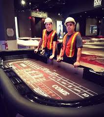 Crap Table For Sale Sls Las Vegas Unveils Its Craps Tables Edge Vegas