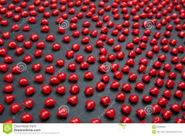 Valentine Candy Wholesale Red Valentine Candy Stock Photo Image 84866856