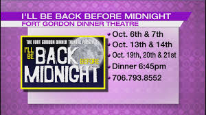 jennie spooky thriller just right for halloween dinner theatre