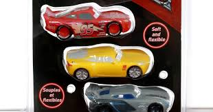 cars characters yellow dan the pixar fan cars 3 dive charaters three pack from swimways