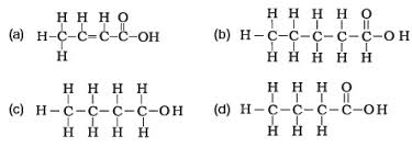class 10 important questions for science u2013 carbon and its