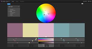 Color Wheel Scheme How To Create A Colour Scheme Using Adobe Color Create